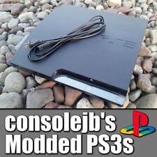 ✰JB PS3 ONLINE READY✰ 210+ Mod Menus ✰ 11 GAMES COD GTA V ✰ Rebug DEX ✰ OFW 3.55