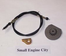 PET-378 Ariens Snow Blower Quick Turn Chute Control Cable Update Kit 52609100