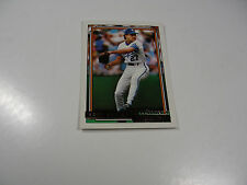 Luis Aquino 1992 Topps Gold Winner card #412