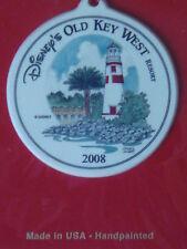 Ornement Old Key West 2008 decoration Noel WALT DISNEY WORLD DISNEYLAND NEUF