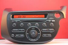 Honda Jazz Coche Radio Reproductor de CD AUX 2008 2009 2010 2011 2012 2013 auto estéreo Código