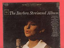 Barbra Streisand Album,Columbia CS-8807, NEW 1963