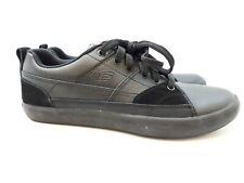 Skechers Men's Shoes: Planfix-Romelo   Black   Size 9   62885 (SH87)