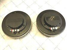 2 Stück Eminence Hochton Treiber EMD2002SL 80 Watt 8 Ohm TOP ZUSTAND