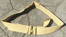 Australian WWII Collectable Belts (1939-1945)