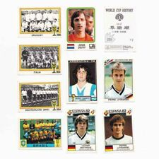 PANINI WORLD CUP HISTORY FOOTBALL SOCCER STICKER CHINESE EDITION CHOOSE PLAYER