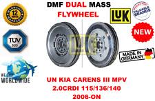 Pour un Kia Carens III MPV 2.0CRDI 115/136/140 2006-ON Neuf Double Masse Dmf