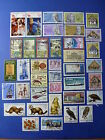 LOT 649 TIMBRES STAMP DIVERS ALLEMAGNE DDR ANNEE 1981 - 1982