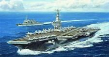 Trumpeter USS Nimitz CVN68 Aircraft Carrier 2005 - Plastic Model Military Ship