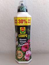 COMPO Blumendünger mit Guano 1,3 Liter (EUR 7,65 / L)