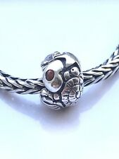 AUTHENTIC TROLLBEADS STERLING SILVER SYMBOLS BEAD CHARM! RETIRED 2020.