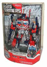 Transformers Movie Hasbro Leader Action Figure Premium Optimus Prime 2007 NEW