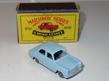 (H) matchbox FORD PREFECT - 30 rare pale blue
