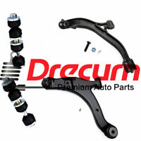 4PC Front Lower Control Arm Ball Joint Bushing Sway Bar Link  PT Cruiser Neon