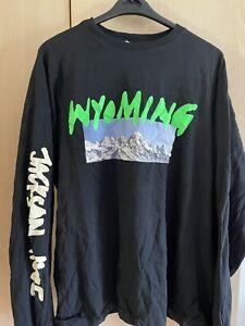 Kanye West Wyoming Yeezy Yeezus Ye Sweater XXL 2XL