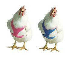 Chicken Harness for chickens ducks & geese XS - M - award winner - 5 colors