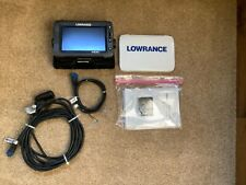 Lowrance Hds 7 Gen 2 Touch Fishfinder Gps With Gimbal  With used transducer