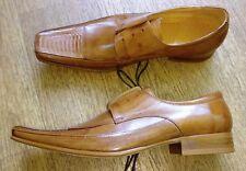 Chaussures à lacets derbies homme bout pointu marron - PELLINI - 43 - NEUF.