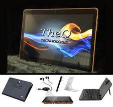 ★TheQ★ TP41 3G HD Quad-Core Tablet PC 10 Zoll 2GB+80GB Handy Dual-Sim NEU Handy