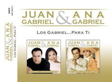Juan Gabriel, Juan Gabriel & Ana - Los Gabriel: Para Ti [New CD] Sony Superstar