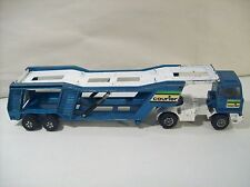 VINTAGE MATCHBOX SUPER KINGS K3 K10 CAR TRANSPORTER DIE CAST TRUCK 1980 ENGLAND
