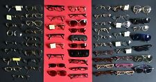 VINTAGE LOT of 60+ pair of Retro Eyeglasses  ~  50s-60s 70s 80s Some name brands