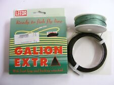LEEDA GALION EXTRA FLY FISHING LINE DT6SINKING LINE WITH BACKING LINE FREE POST