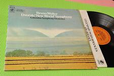 BRUNO WALTER LP DVORAK NEW WORLD ORIG COLUMBIA STEREO EX++ TOP CLASSICA