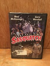 ~They Call Him Sasquatch~ (Dvd, 2004) bigfoot yeti abominable snowman