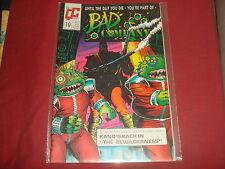 BAD COMPANY #10 Brendan McCarthy Brett Ewins 2000 AD Quality Comics - VF