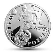 Poland / Polen - 5zl Polish Football Clubs - Warta Poznan