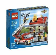 LEGO CITY FIRE EMERGENCY  #60003 FACTORY SEALED
