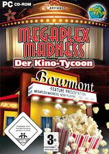 Megaplex Madness * Le Cinéma-Youlin * management-jeu PC CD-ROM