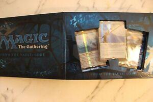 NEW From the Vault FTV Lore Box Set Magic The Gathering MTG Commander Foil