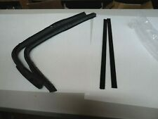 1954 and 1955 Dodge truck C-1 series vent window rubber pair