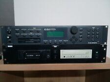 E-MU ESI-4000 Turbo sampler 128Mb + SCSI CD HDD rack + samples EMU ESI 4000 mint