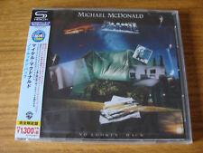 CD Album: Michael McDonald : No Lookin' Back : Japanese With Obi Sealed SHM CD