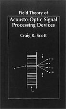 Field Theory of Acousto-Optic Signal Processing Devices-ExLibrary