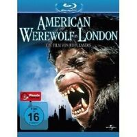 AMERICAN WEREWOLF IN LONDON -  BLU-RAY MIT DAVID NAUGHTON NEUWARE