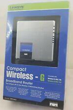 Cisco-Linksys Compact Wireless-G Broadband Router WRT54GC brand new sealed
