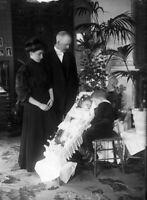 Antique Post Mortem Infant Casket Photo 223 Oddleys Strange & Bizarre