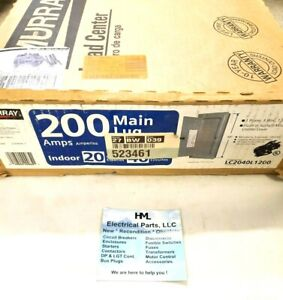 MURRAY, SIEMENS, LC2040L1200, INDOOR, MAIN LUG LOAD CENTER, *NEW