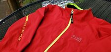 Gore Bike Wear Power Gore-Tex Jacket XL Red Cycling Active 3M Reflective $229