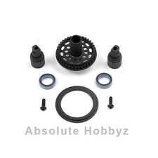 XRAY 38T Composite Solid Axle Set (T2/T3) - XRA305188