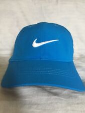 16048961d0f Nike Blue Adjustable Size Unisex Hats