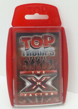 X FACTOR SPECIALS Top Trumps Mint GIFTABLE CONDITION COMPLETE 33 CARDS + EXTRAS