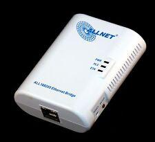 Allnet ALL168205 Powerline Ethernet Bridge Powerlan dlan Adapter  ALL 168205