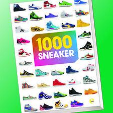 1000 SNEAKER | 1000 Sneaker aus der Welt des Sports, der Mode und Kultur (Buch)