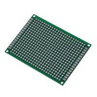 1pc Double Face 5x7cm bande de circuit imprime Circuits imprimes Prototype D5C1