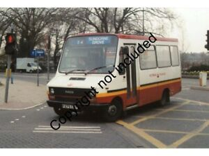BUS PHOTO:  MIDLAND RED NORTH IVECO 275 F275CEY